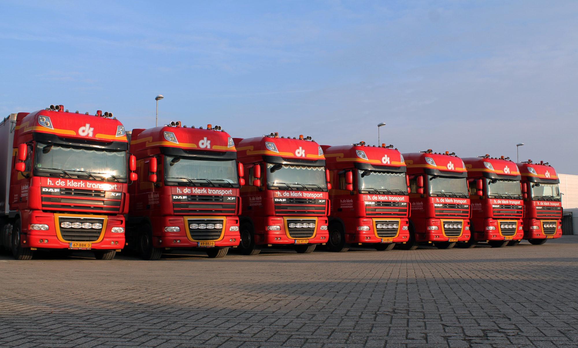 H. de Klerk Transport